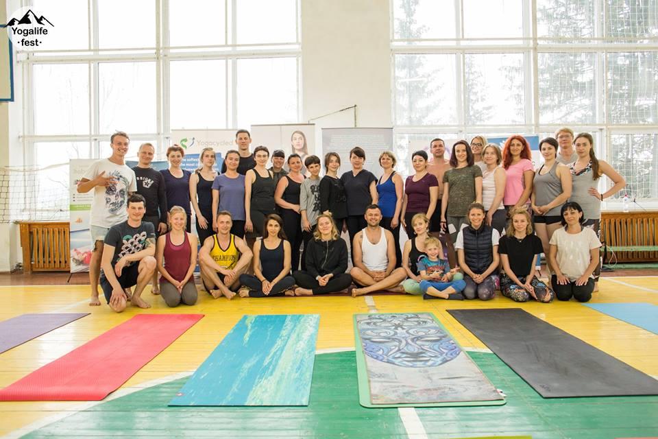Yoga Fest 2018 - Ворохта Карпати