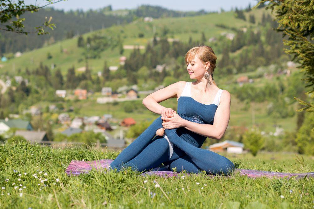 Олена Бакай. YogaLife Fest 2018