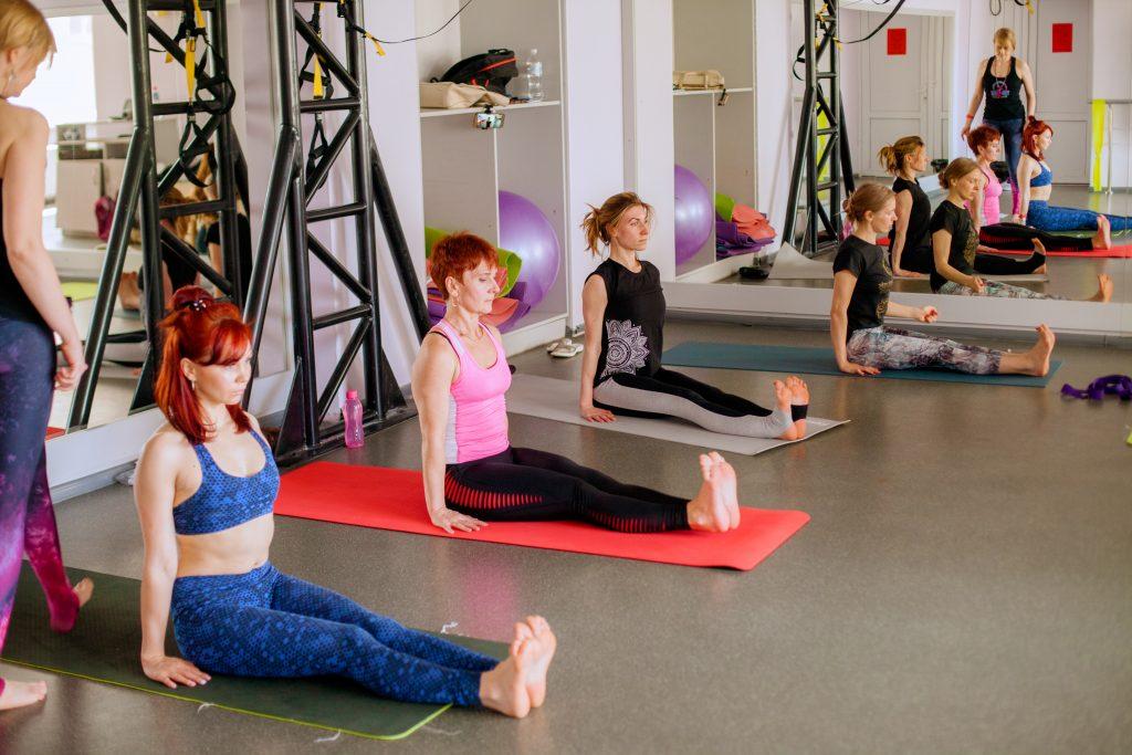 Devdan Yoga c Еленой Бакай