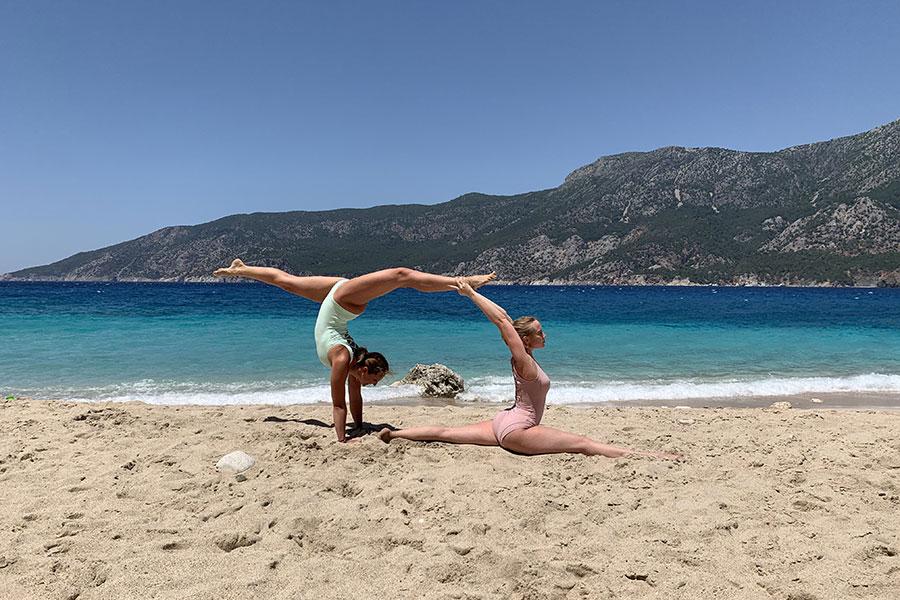 йога туреччина